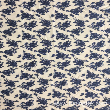Rayon Floral Print Fabric