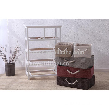 Bedside Wood Accent Table Drawers shabby wooden night stands