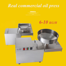 Professional commercial quick oil presser for peanut/Olive electric automatic hot cold oil press sunflower seeds oil extractor