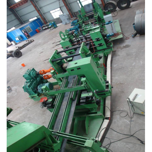 steel spiral welding machine