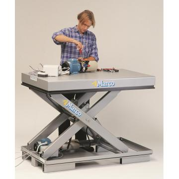 Industrial tilt table equipment
