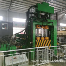 Metal Hydraulic Scrap Steel Guillotine Cutting Machine