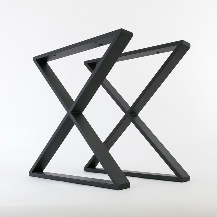 X Shaped Table Legs