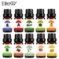 Elite99 10ml 10pcs Pure Essential Oil Set Diffuser Humidifier Massage Lavender Tea Tree Frankincense Aromatic Essential Oils