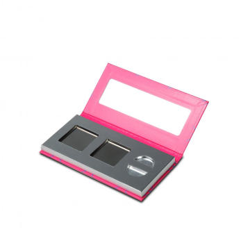 Custom Eyeshadow Palette Packaging With Inner Mirror