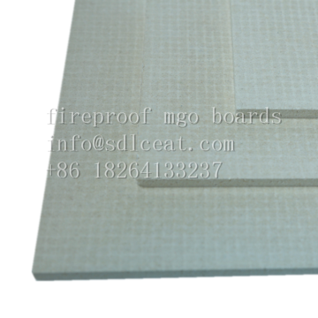 Factory High Quality Custom Mgo Fireproof Wall Board