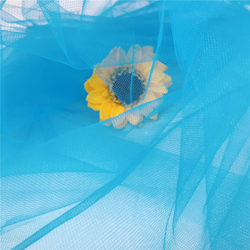 Polyester American Tulle Mesh Fabric for Wedding Dress