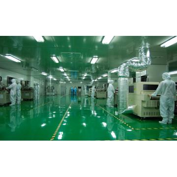 Eco-medical concrete epoxy floor