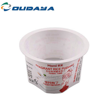 wholesale food grade pudding jelly cup