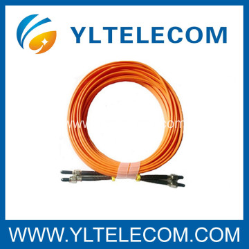 SMA Fiber Optic Patch Cord / Jumper Pigtails For Communication Rooms