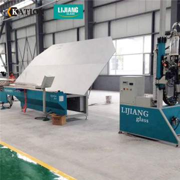 Full automatic warm edge spacer bending machine