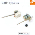 Type ES Stainless Steel Capillary Thermostat