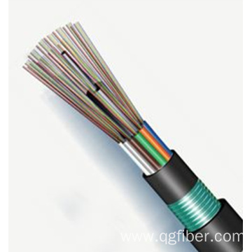 Outdoor Armored Optical Fiber Cable GYTY53
