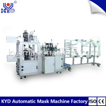 Nonwoven Cup Masks Cover Making Machine