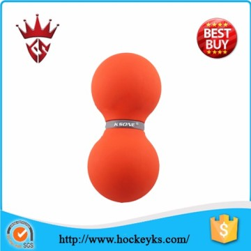 Peanut ball Double lacrosse ball