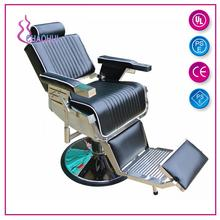 Black Color Classic Barber Chairs