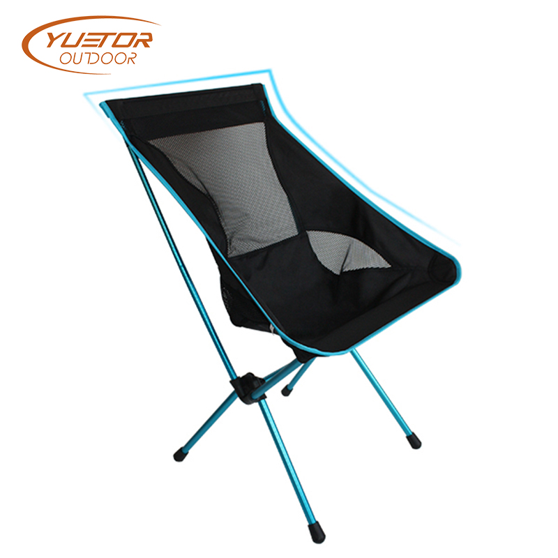 High Back Camp Lounge Chairs With Headrest 2