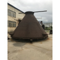Vertical Mill Central Feeder Cone for Cement Industry