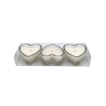 Mini paraffin tealight candles