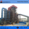 130tph High Pressure CFB Crop Waste Boiler