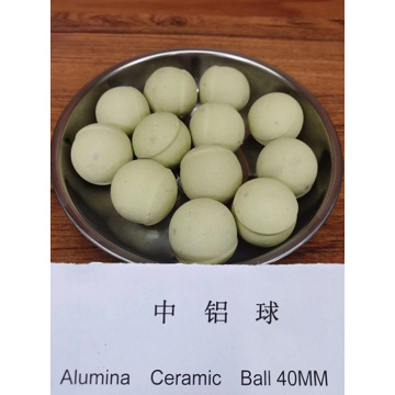 High density 90% inert alumina ceramic packing balls