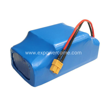 18650 10S2P 37V 4400mAh Lithium Ion Battery Pack