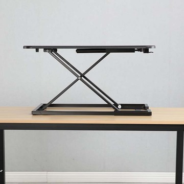 Affordable Gas Spring Standing Desk Converter