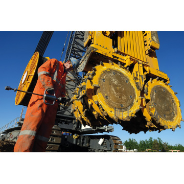 Large Equipment Trench Cutter for Digging