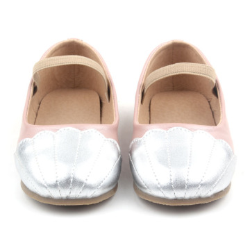 Shell Pink Girl Beauty Dress Casual Shoes