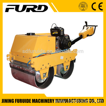 Hand Operated Asphalt Small Road Roller for Sale (FYLJ-S600C)
