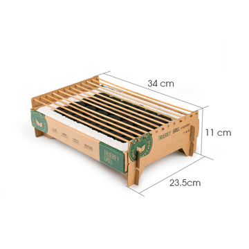 Outdoor Disposable BBQ Grill