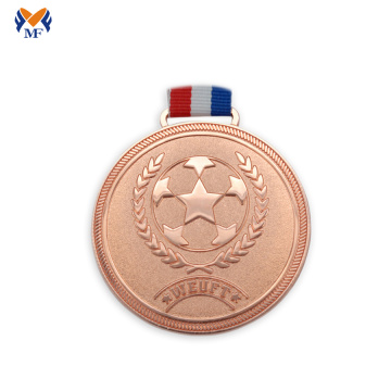 Football copper medal match game soccer