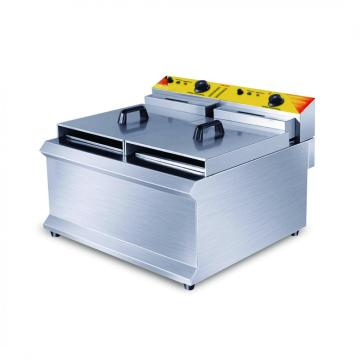 Commercial hot sale 11L super large capacity deep fryer per cylinder with CE