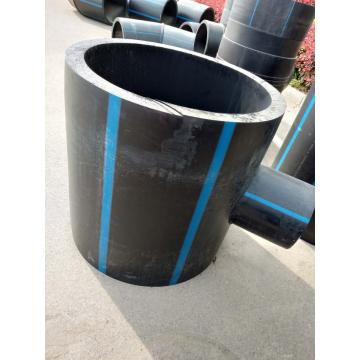 HDPE Fabricated Reducer Tee