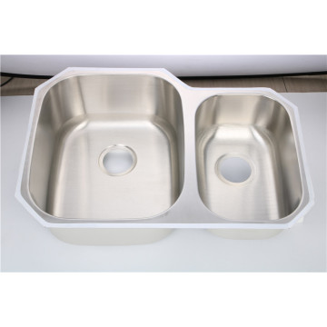 Premium Undermount Double Bowl Kitchen Sink
