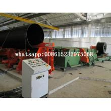 Hydraulic cutting Steel spiral corrugated culvert pipe