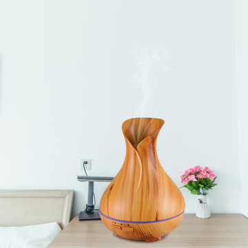 Mini Usb Aroma Air Humidifier Vase Air Purifier