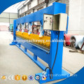 High productivity metal sheet hydraulic bending machine