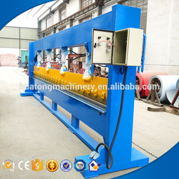 ISO approved equipment machine for bending steel