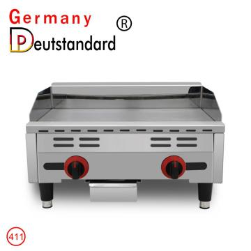 Commercial new gas griddle factory price griddle grill maker machine