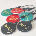 Luggage Epoxy RFID Tag NFC Mini Card