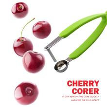 Cherry Olive Pits Pitter Stone Seed Remover Kitchen Tool Container Removal Machine Core Seeder Cherry Corer Container Pit Tool
