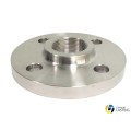 Titanium threaded Flange Grade 5