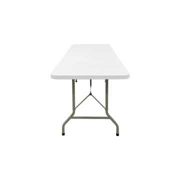 6FT Plastic Rectangle Foldable Table for Outdoor Event