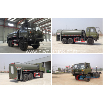 Guaranteed 100% Dongfeng off-road water truck 6X6