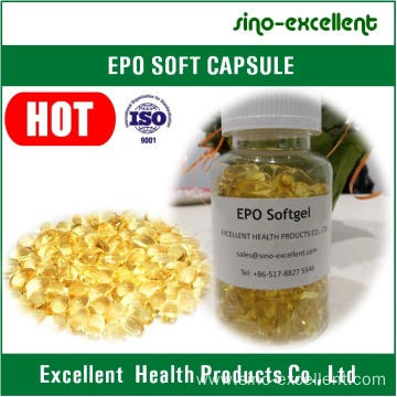 Evening Primrose Oil EPO softgel capsules