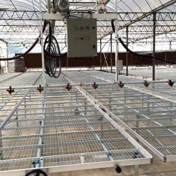 Greenhouse Movable Sprinkling Irrigation for Horticulture