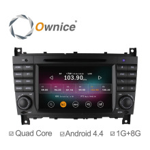 best price Android Navigation for Mercedes W203