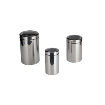 High Quality Stainless Steel Canister