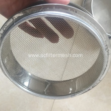 Stainless Steel Wire Sieving Screen